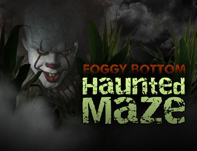 Foggy Bottom Haunted Maze