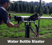 Things to Do Virginia: Water Bottle Blaster